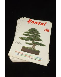 Bonsai Today Magazine - Engels (back issues) - Set #30-39