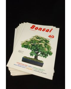 Bonsai Today Magazine - Engels (back issues) - Set #40-49