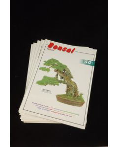 Bonsai Today Magazine - Engels (back issues) - Set #50-59